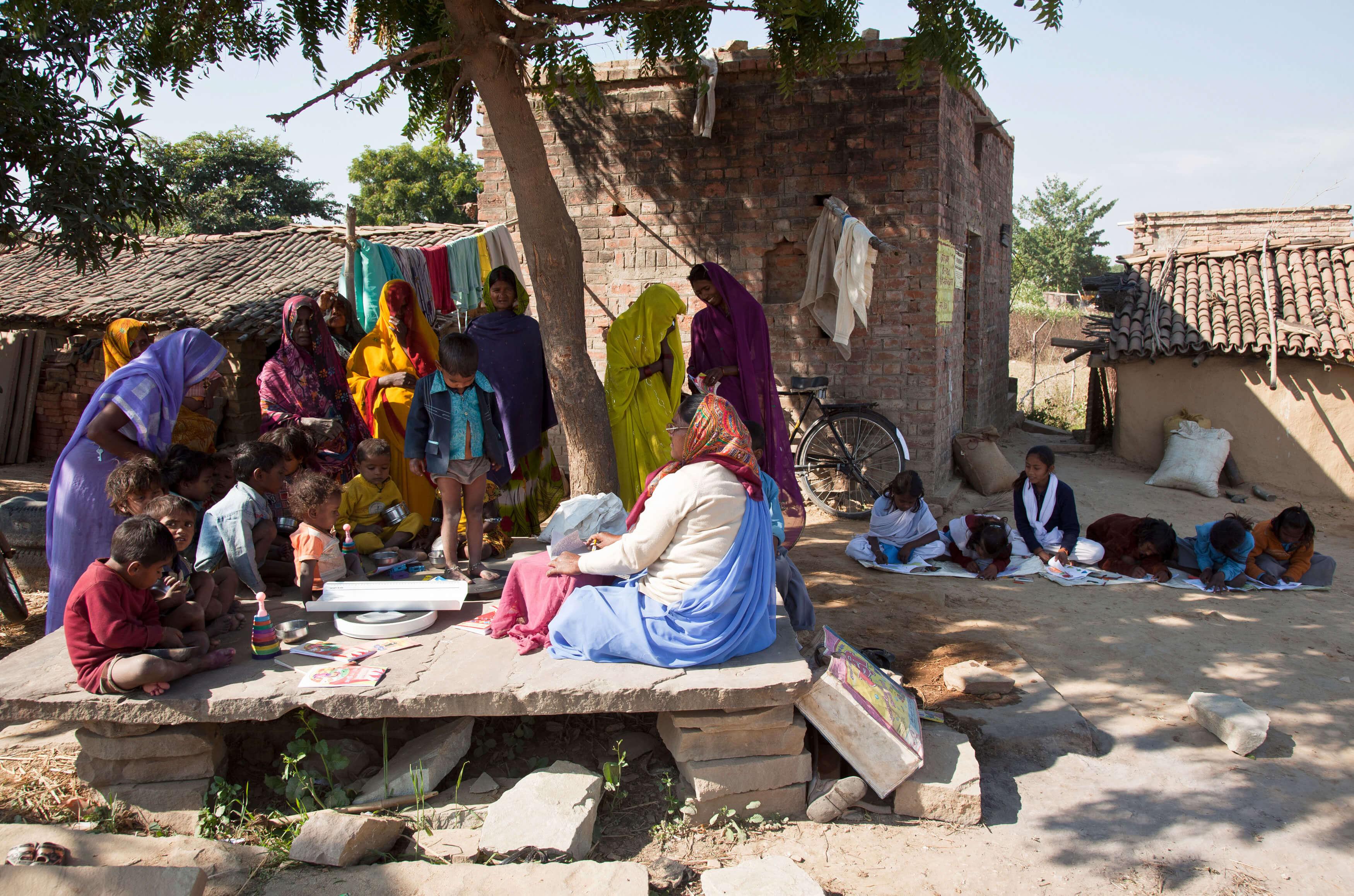 JMN Project in Uttar Pradesh