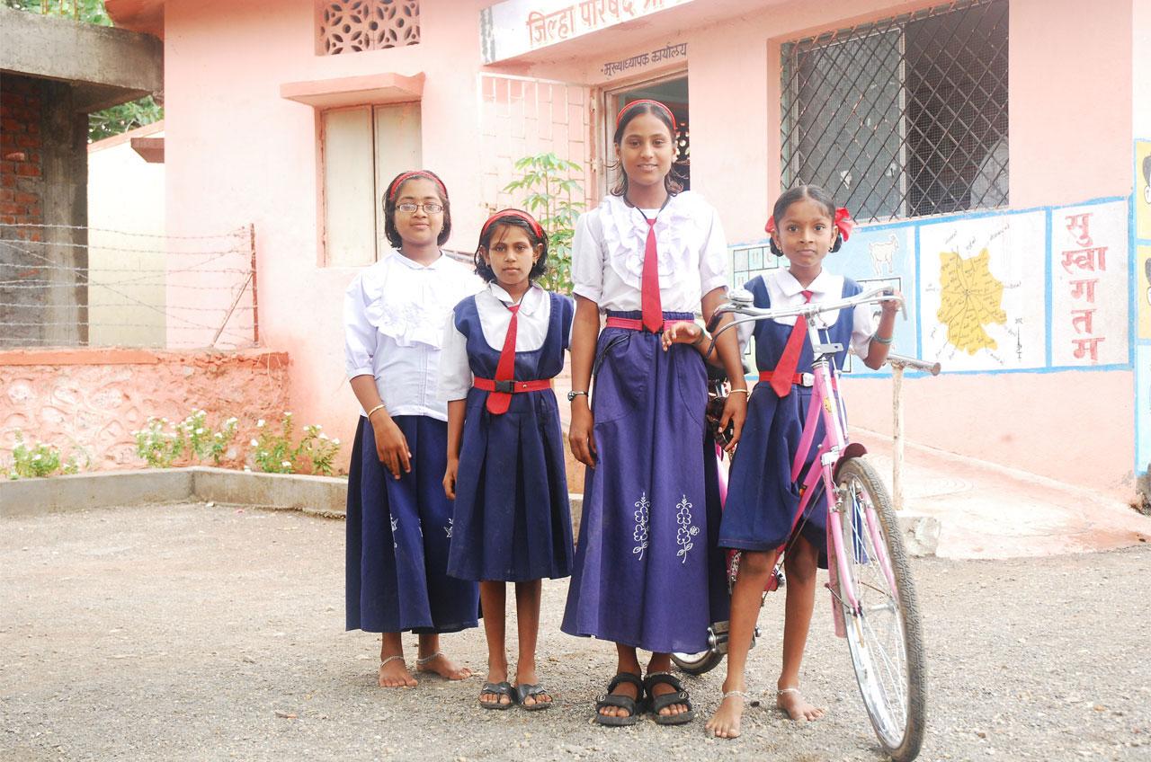 Gram Swaraj Sangh for Education of Children