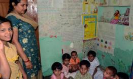 Gramin Vikas Samiti for Child Rights - CRY