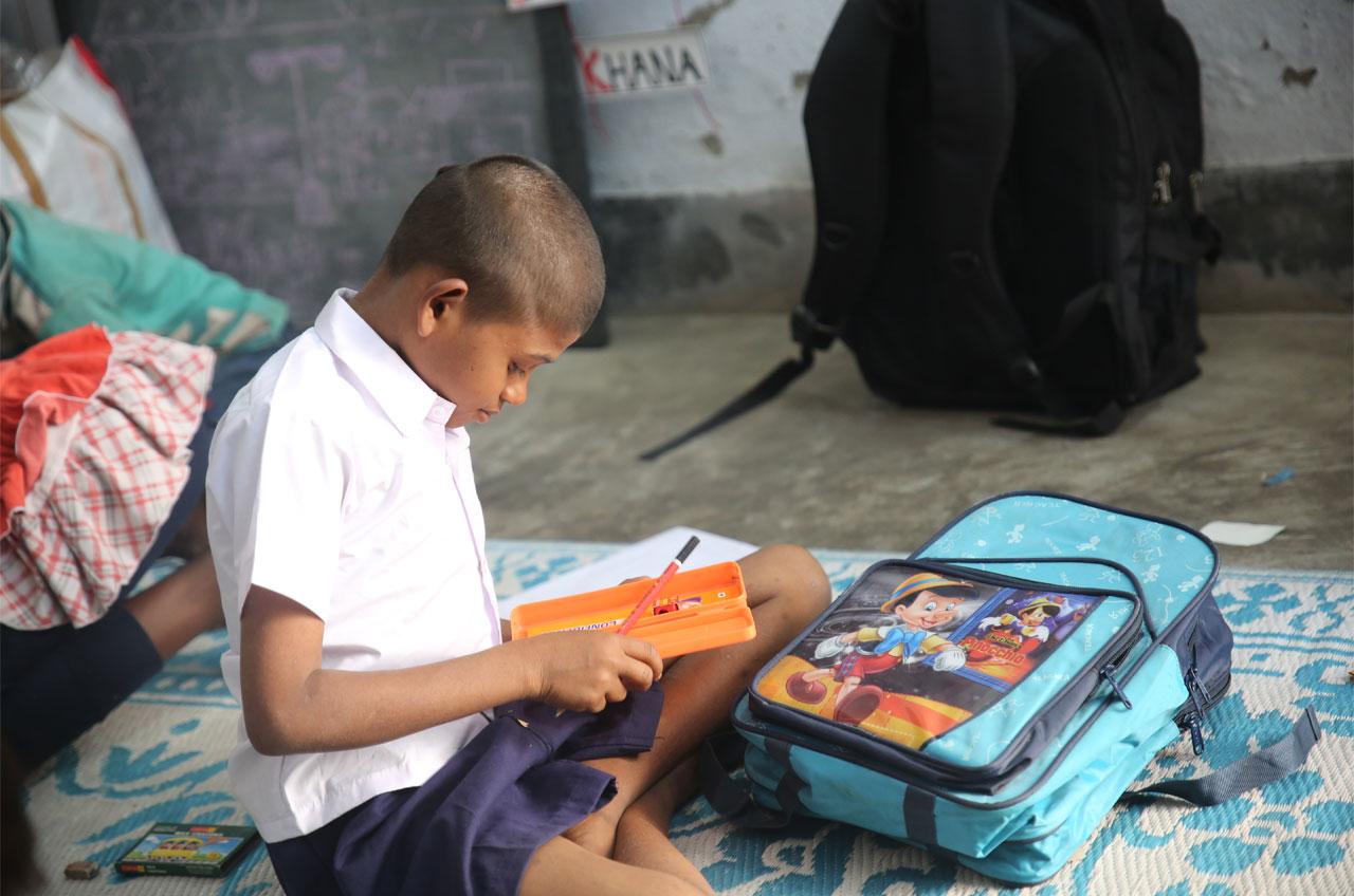 Kajla Jana Kalyan Samiti Project