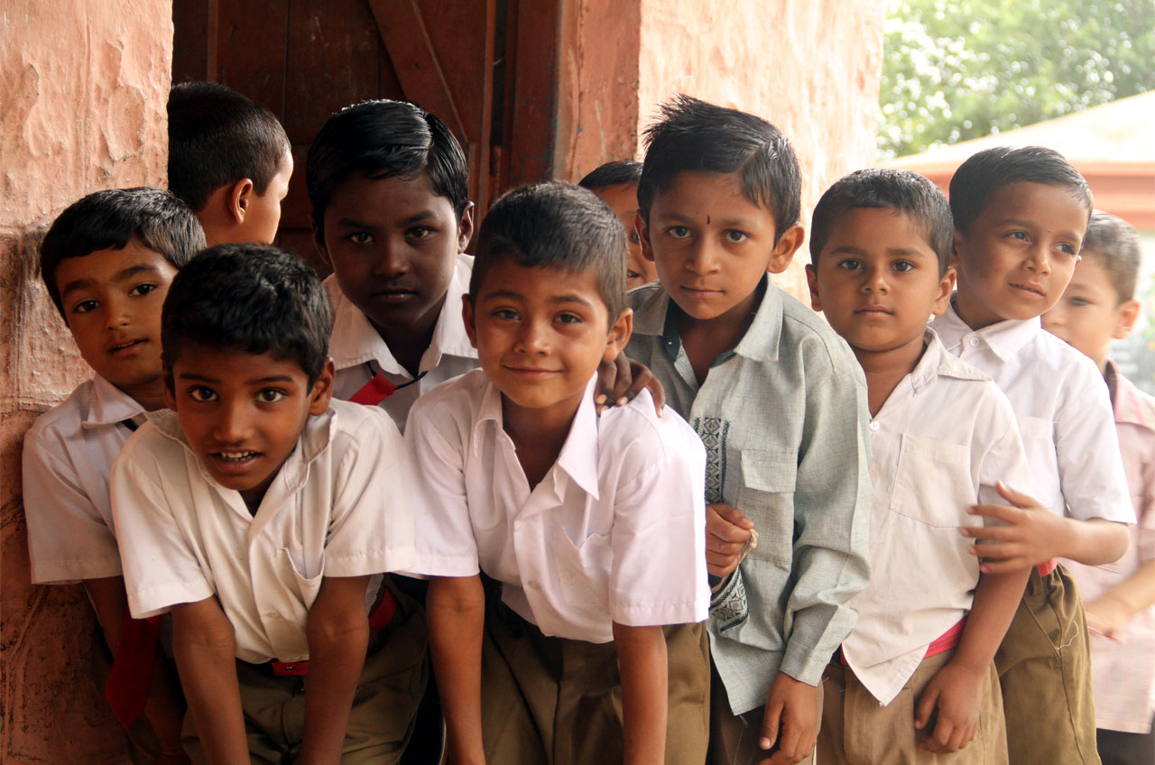 MGVP Project in Bihar