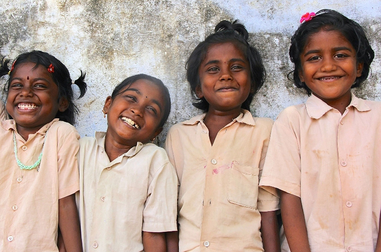 SVF Project in Bihar for Child Education