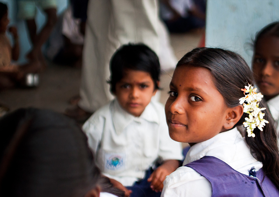 CRY Supports Gram Swaraj Sanghs for Child Education
