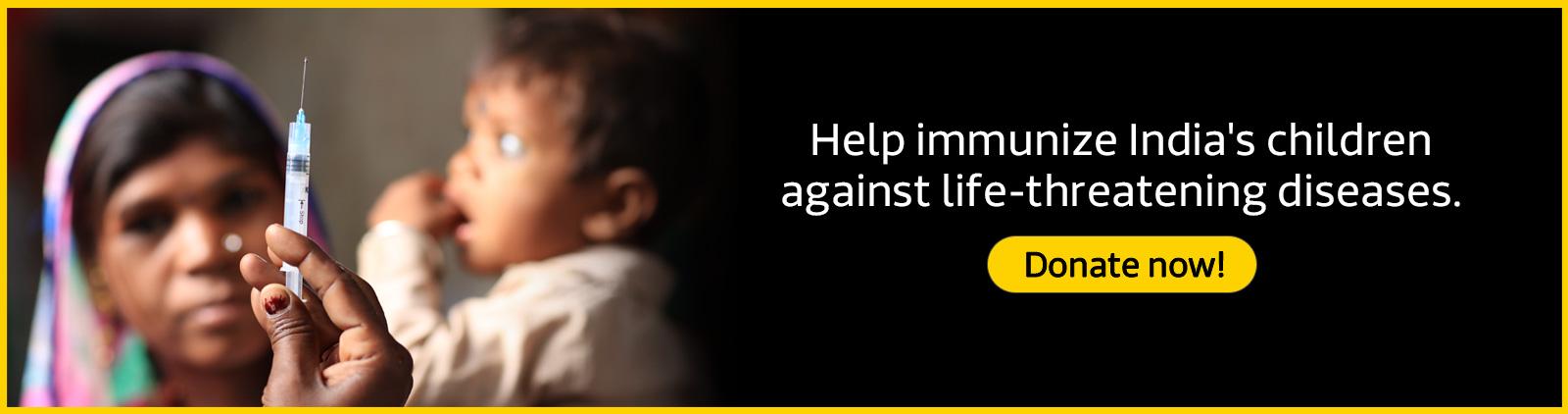 Help Immunize Children