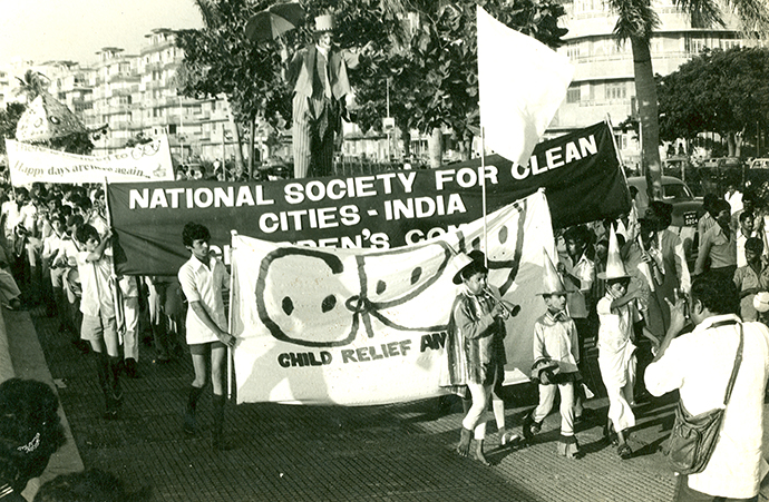 CRY's first national public event
