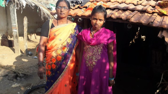 Story Of Resilience Of 14 Year Old Veena